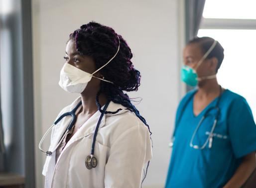 Numerosas infecciones en trabajadores de la salud
