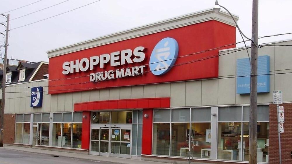 Shoppers Drug Mart, Costco entre más de 325 farmacias que administrarán la inyección de AstraZeneca en Ontario.
