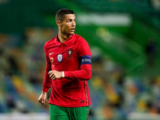 Cristiano Ronaldo da positivo a COVID-19