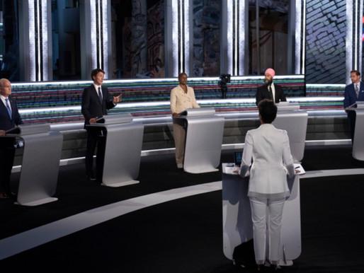 Estos fueron los temas principales en el segundo debate electoral en francés