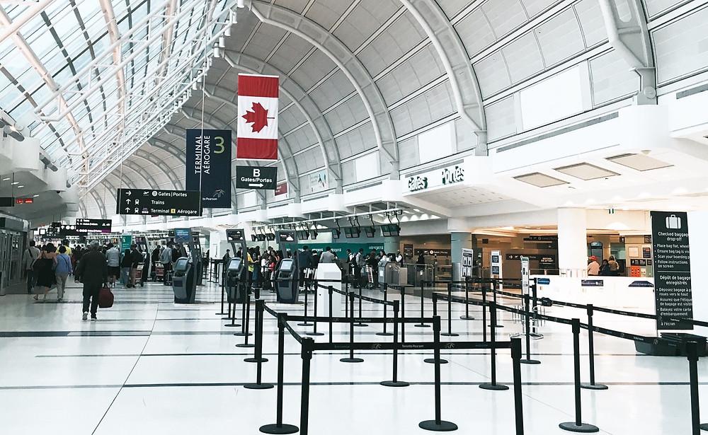 El gobierno federal aportará $ 740 millones en ayuda aeroportuaria.