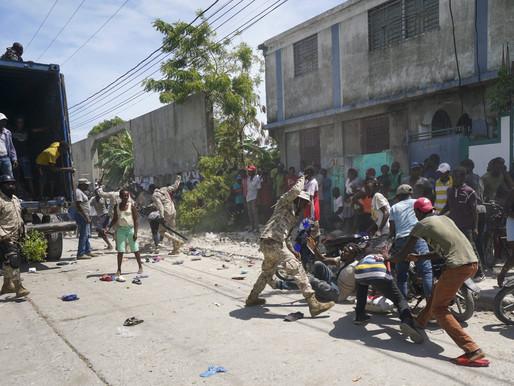 El número de muertos por el terremoto en Haití supera los 2.200