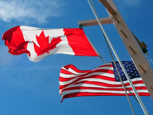 """Aunque Canadá y EE. UU. estén trabajando juntos no garantizan la """"simetría fronteriza"""""""