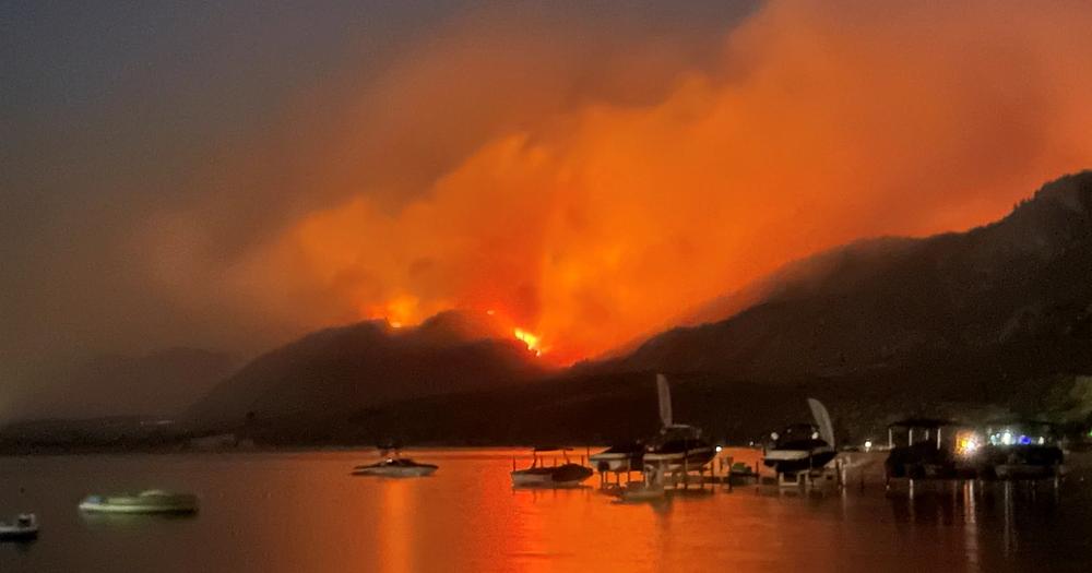 BC declara estado de emergencia por incendios forestales.