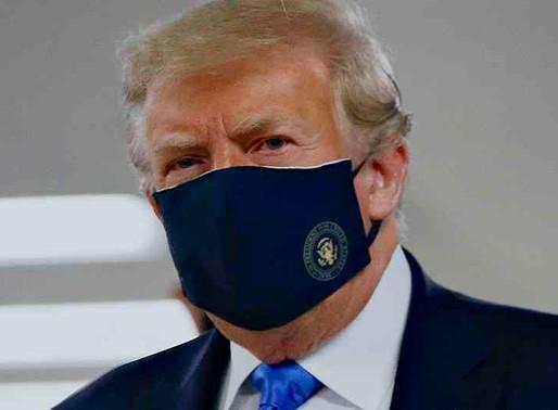 """Trump: """"La vacuna sería administrada en octubre"""""""