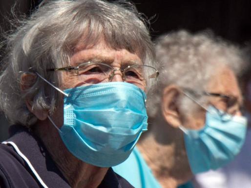 Información sobre citas de vacunación para mayores de 80 años