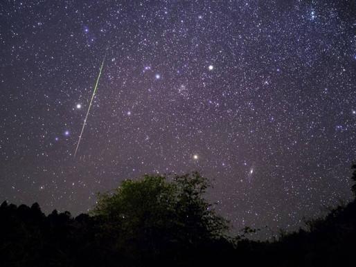 No te pierdas la lluvia de meteoros Gemínidas