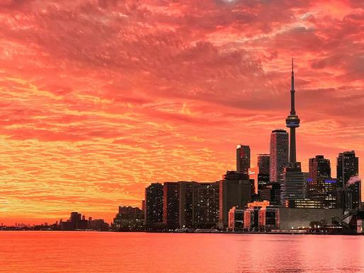 Toronto recibirá una última ola de calor antes de que termine el verano