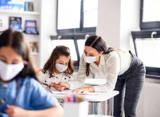 Sitio web rastrea casos COVID-19 en las escuelas