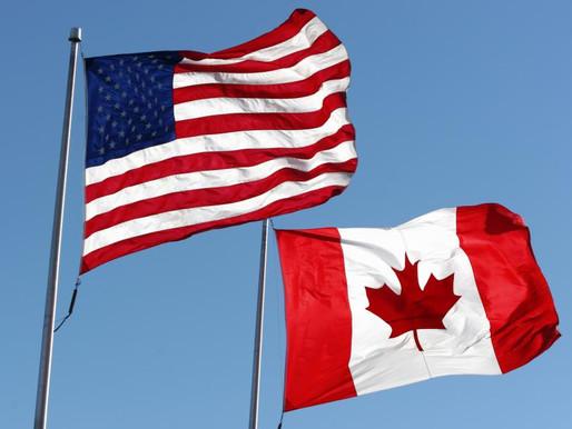 Exención en la frontera entre Canadá y EE. UU. otorgada a equipos de la NHL