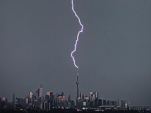 Alerta de tormenta severa en efecto para Toronto y el GTA