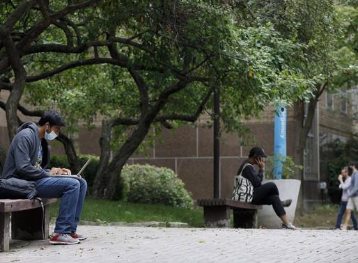 Altas matrículas para estudiantes internacionales