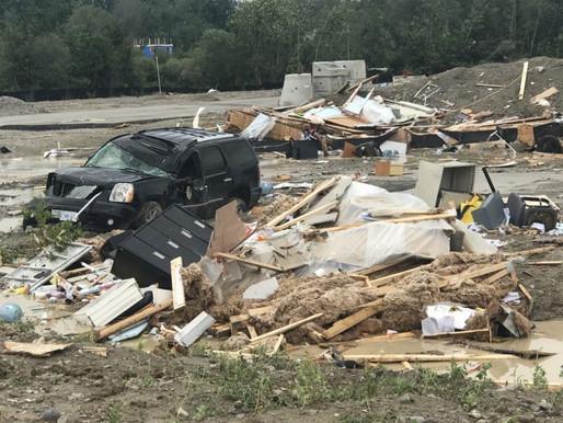 Se confirma que cinco tornados EF-2 azotaron el sur de Ontario el jueves pasado