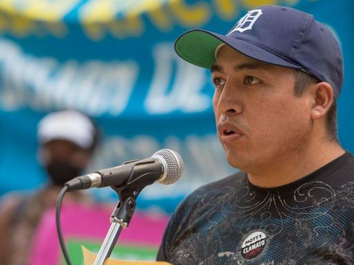 Trabajador migrante que fue despedido por hablar del COVID-19, ahora esta varado en México