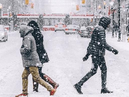 Advertencia de nevadas emitida para Toronto