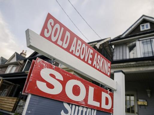 """La propiedad de una vivienda es un """"sueño lejano"""" para muchos canadienses"""