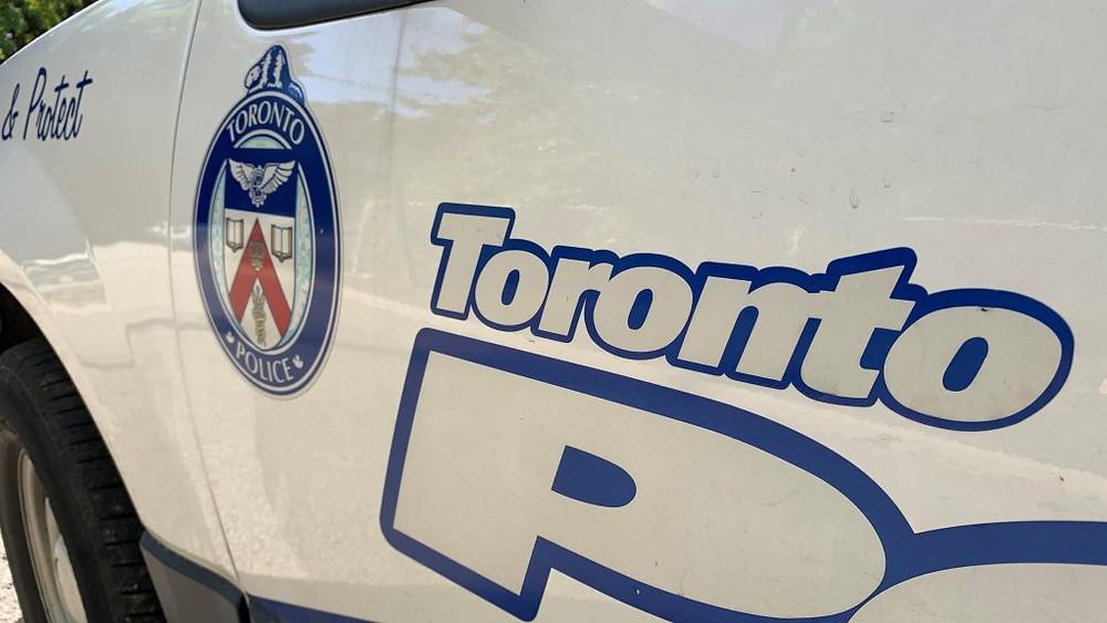 Patrulla de la policía de Toronto en una foto sin fecha.