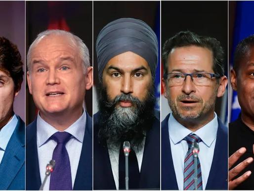 Justin Trudeau convoca elecciones federales para el próximo mes