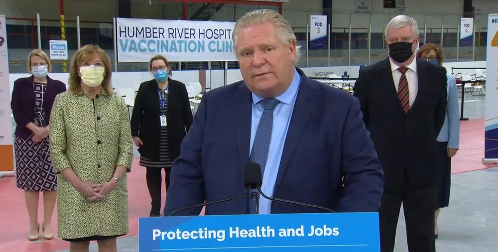 Ford esta considerando otro confinamiento estricto para toda la provincia.