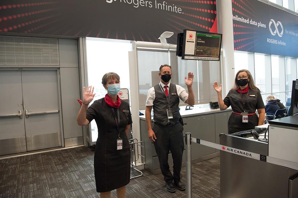 Air Canada reanuda los vuelos a la India.