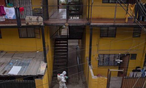 El COVID resalta debilidades de Latinoamérica