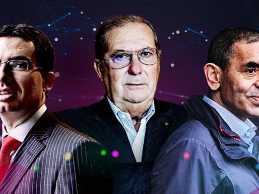 Multimillonarios por la pandemia en 2020