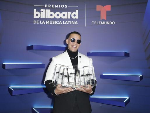 Los más premiados en los Billboard Latinos
