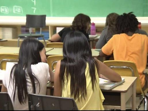 Miles de aulas no tienen ventilación adecuada