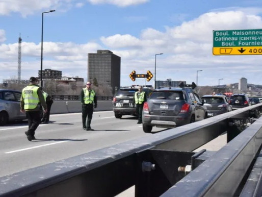 Legault confía en que la frontera entre Quebec y Ontario reabrirá pronto