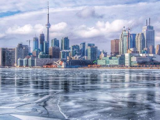 Más nieve y bajas temperaturas para Toronto