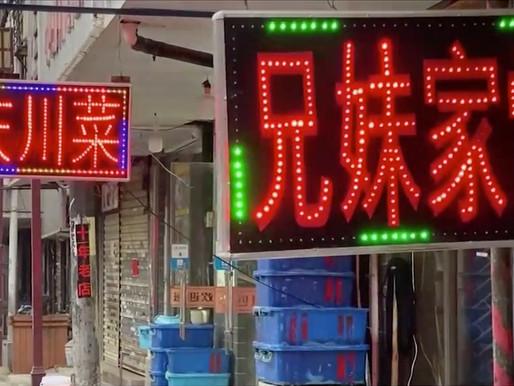 Equipo de la OMS visita otro hospital de Wuhan