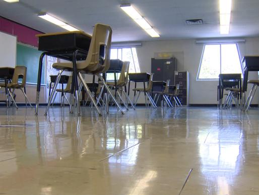 Más de 100.000 estudiantes vuelven a clases presenciales