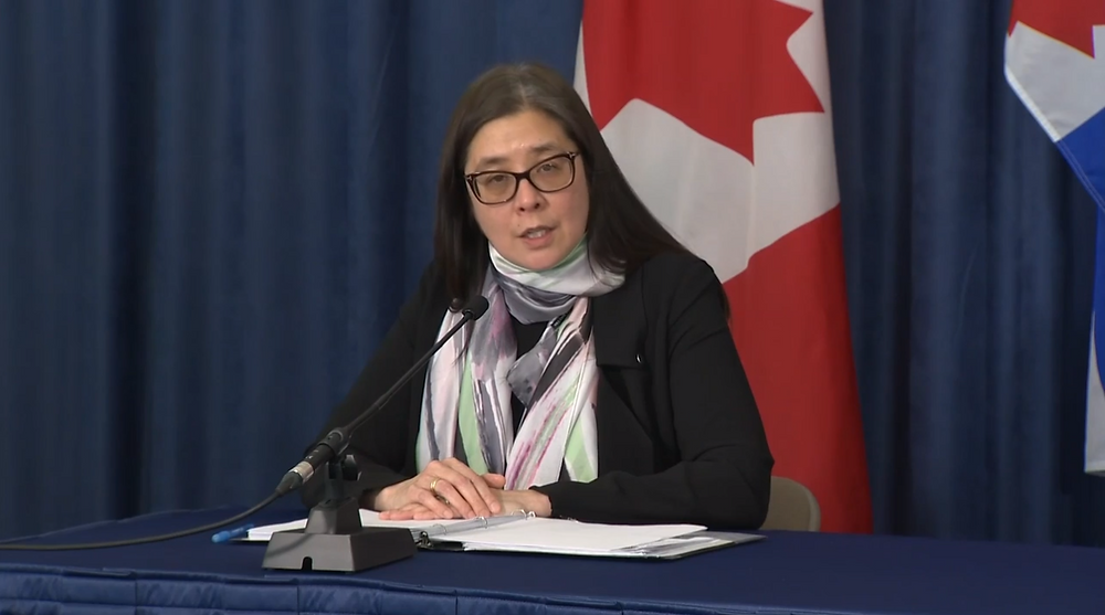 De Villa: Casi el 40% de los casos reportados en Toronto son ahora variantes de COVID-19.