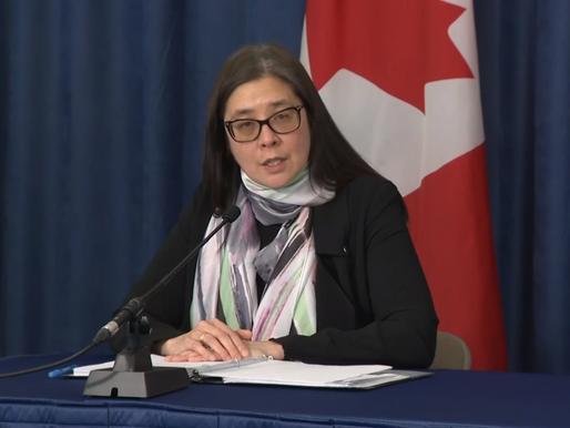 Casi el 40% de los casos reportados en Toronto son variantes de COVID-19