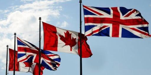 Canadá y Reino Unido firman un nuevo acuerdo comercial