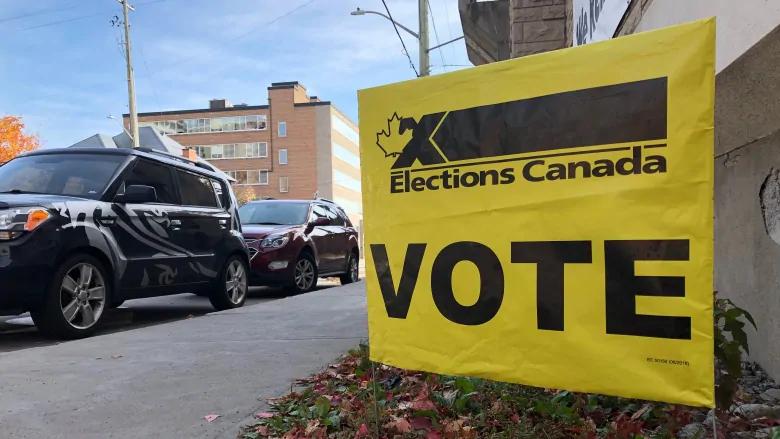 serán la primera vez que Elections Canada tenga que realizar una votación desde que comenzó la pandemia.