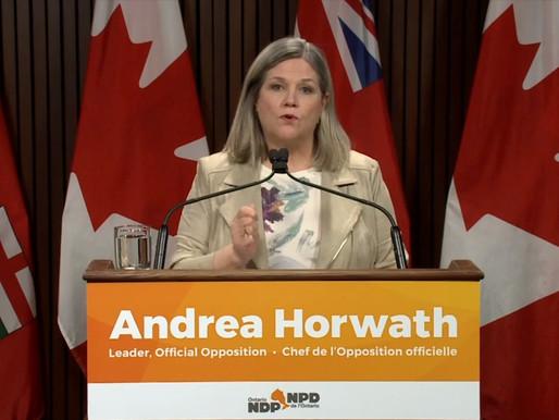 ¿Es el nuevo bloqueo de Ontario un fracaso trágico e inequívoco?