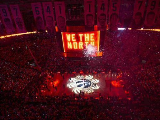 Los Toronto Raptors obtuvieron la aprobación del gobierno para jugar en Canadá