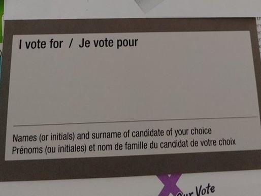 La votación por correo promete ser una opción muy popular para las elecciones de este año