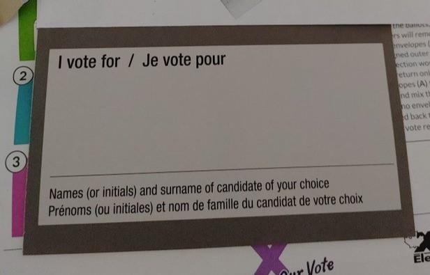 La votación por correo promete ser una opción muy popular para las elecciones de este año en Canadá.