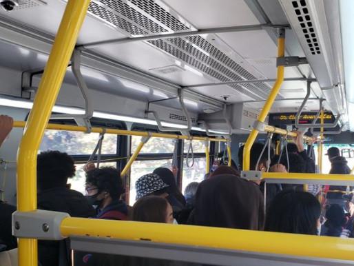 El TTC expande su servicio para evitar aglomeraciones en los autobuses