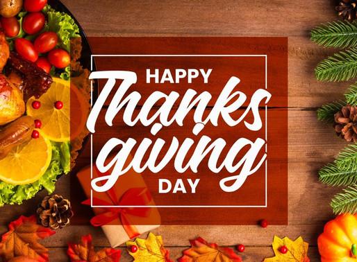 ¿Qué se celebra el Día de Acción de Gracias?