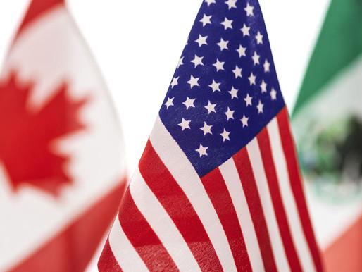 EE. UU. extiende las restricciones de viaje en las fronteras de Canadá y México