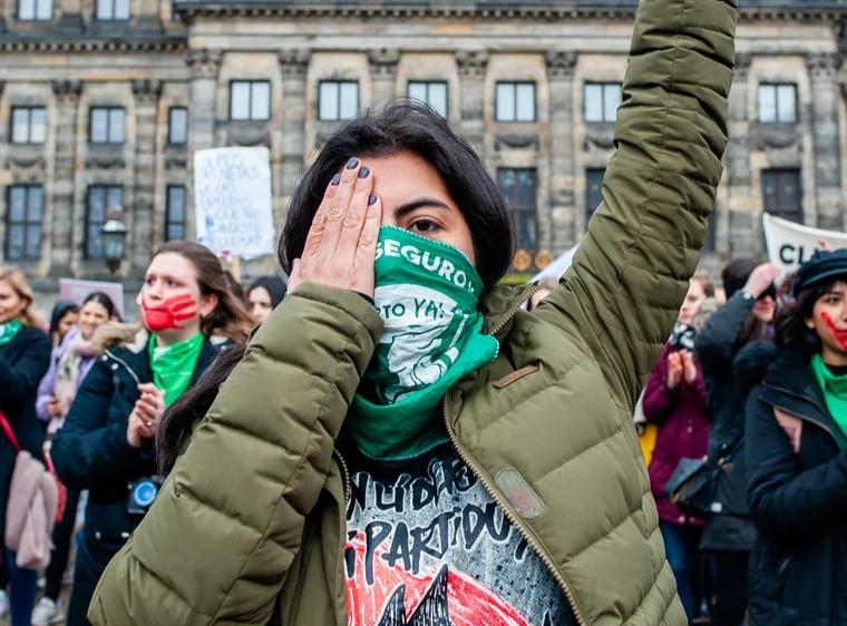 Continúa la lucha contra el feminicidio y la violencia de género en América Latina y la misma está cruzando fronteras.