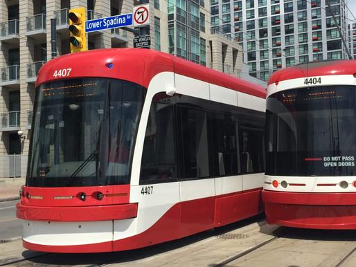 Toronto avanza en la compra de 60 nuevos tranvías