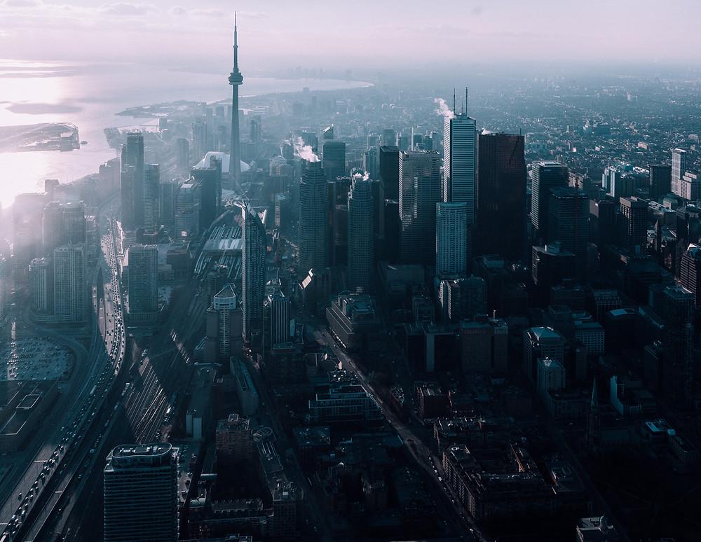 Aviso especial sobre la calidad del aire emitido para el sur de Ontario.