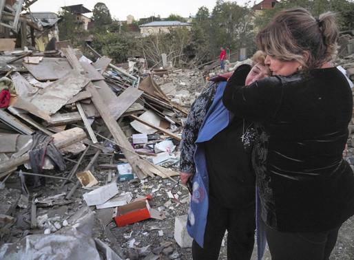 Violaciones del alto al fuego en Armenia y Azerbaiyán