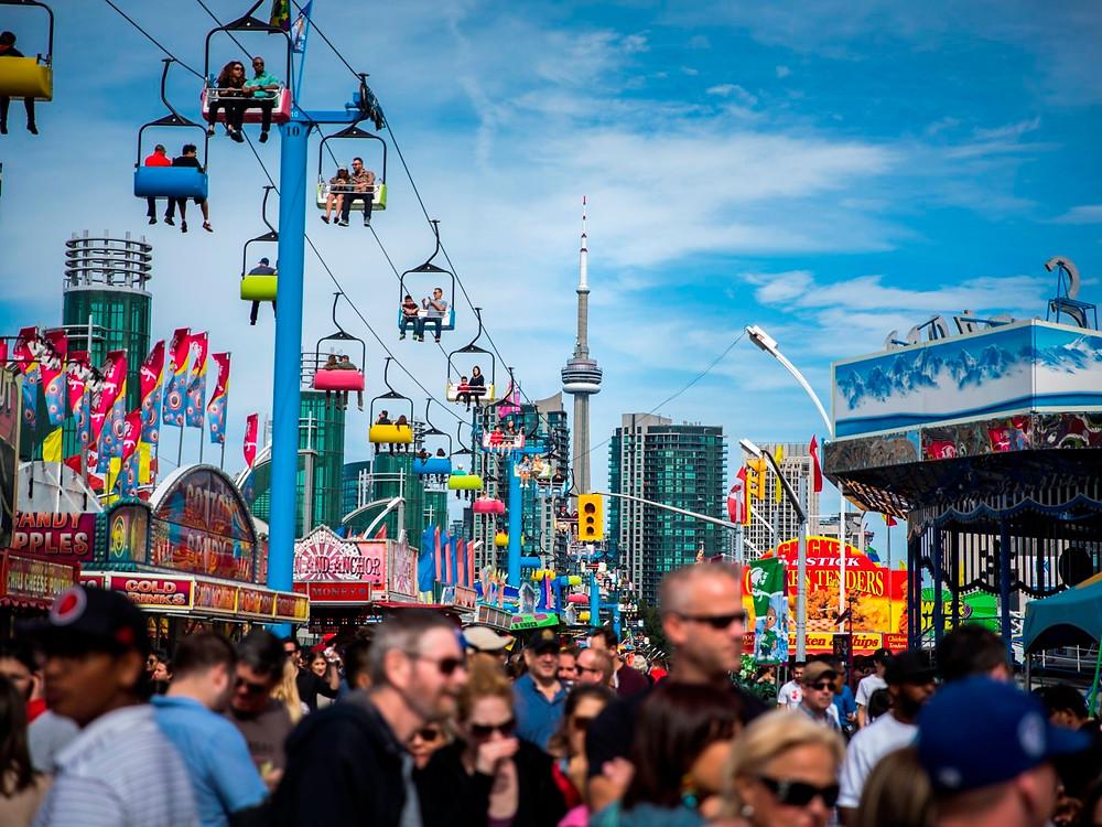 Toronto cancela todos los eventos importantes de verano por segundo año consecutivo.