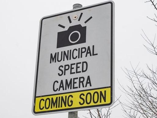 Esta será la ubicación de las nuevas cámaras automatizadas en Toronto