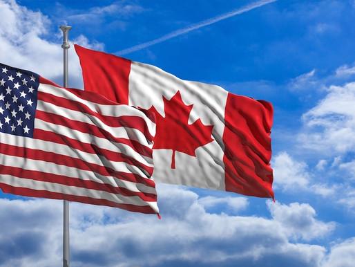 Se extiende el cierre de la frontera terrestre entre Canadá y EE. UU.